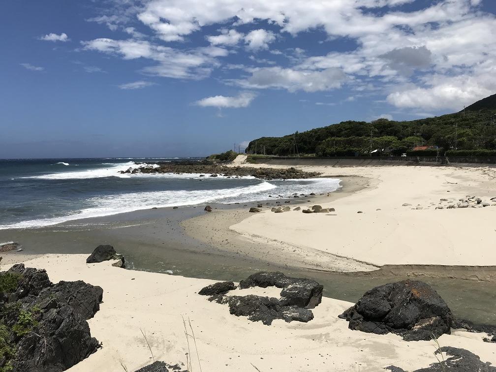 中間浜の写真